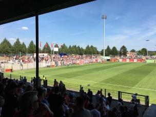 Testspiel Fortuna Düsseldorf - AC Florenz